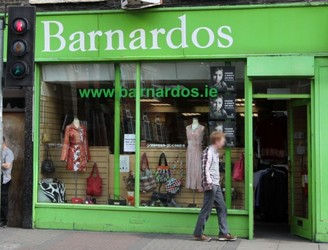 Increase in calls from people seeking help, Barnardos says