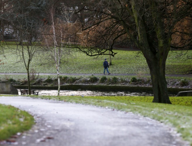 Frosty night in store as temperatures to fall to -5 degrees