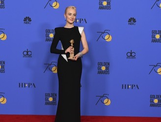 Saoirse Ronan and Martin McDonagh among this year's Golden Globes winners
