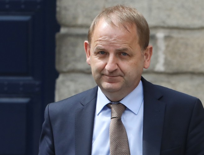 Senior garda apologises to Maurice McCabe for mistake at O'Higgins inquiry