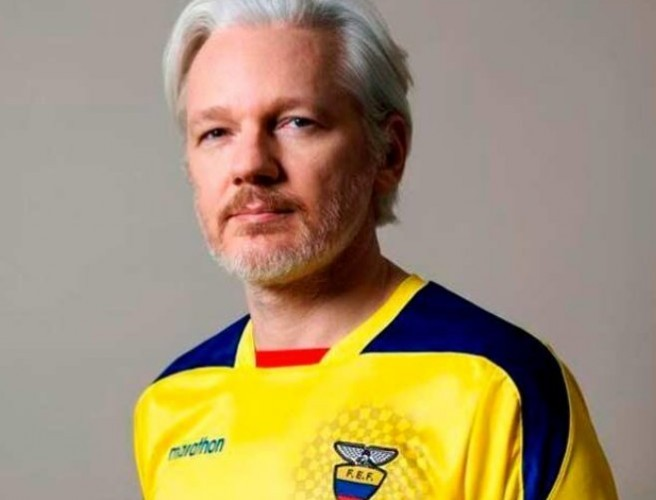 Wikileaks founder Julian Assange granted Ecuadorean citizenship