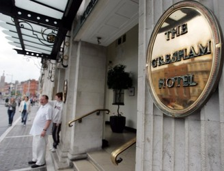 Families facing Gresham Hotel eviction offered alternative accommodation