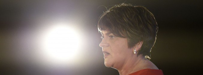 Arlene Foster: 'Brexit is not about cutting ourselves off from our neighbours'