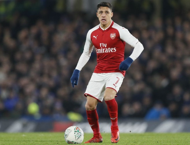 Man City clear path for Man Utd by ending interest in Alexis Sanchez