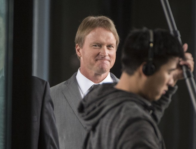 Jon Gruden, Raiders