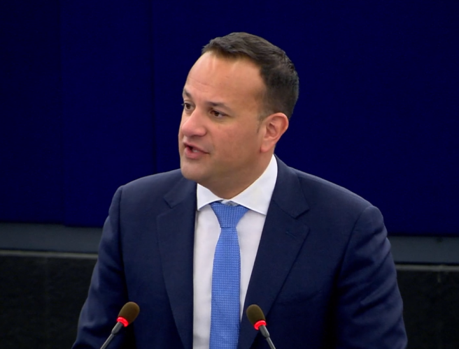 "Taoiseach tells Europe there ""can be no backsliding"" on Brexit agreements"