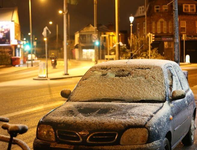 Met Éireann issues new national snow and ice warning