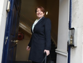 Noirin O'Sullivan says she was 'setting the tone' in relation to supporting Maurice McCabe