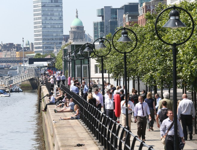 Ireland ranked as one of the best-performing economies in the world