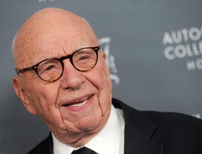 Murdoch urges Facebook to pay for 'trusted' news sources