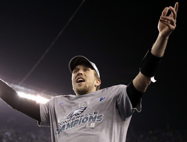 Is Nick Foles the man to lead the Eagles to Superbowl glory?