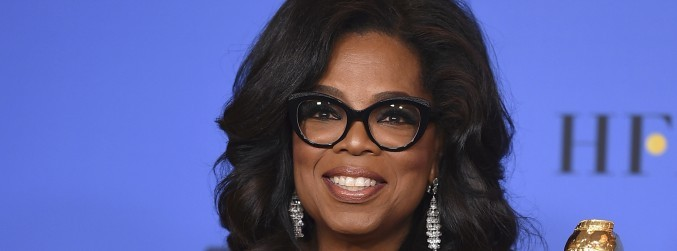 """I don't have the DNA for it"" - Oprah rules out running for US president"