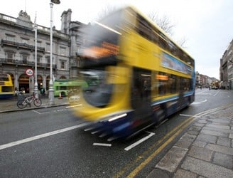 Taxi restrictions among potential measures being considered for Dublin's College Green