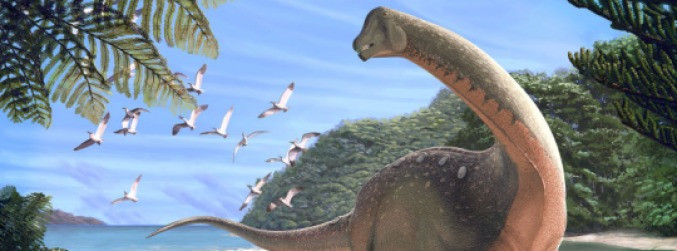 New dinosaur is discovered beneath the Sahara Desert