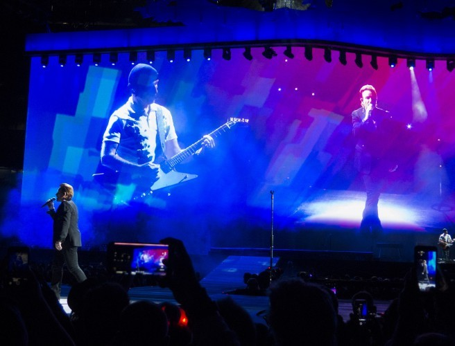 U2 add two more Irish dates to their tour this year