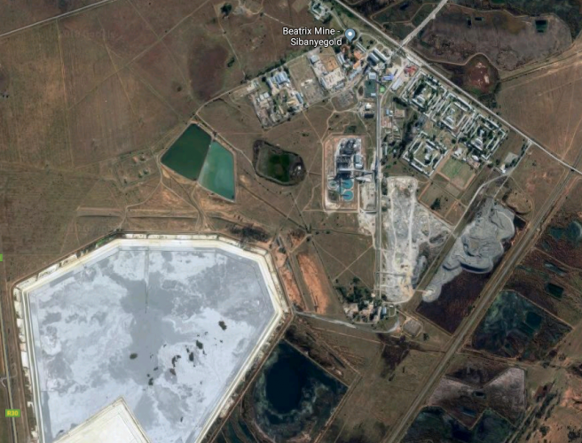 Over 1,000 workers trapped underground at South African gold mine