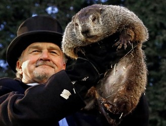 Phil the groundhog signals six more weeks of winter for the US