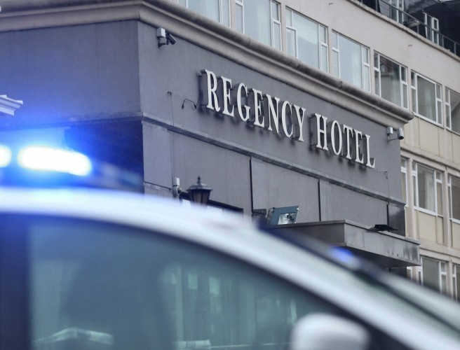 Regency Hotel murder trial adjourned after 'unprecedented conundrums' arise