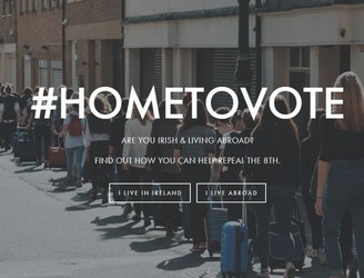 #HomeToVote campaign wants to get voters back for 8th amendment referendum