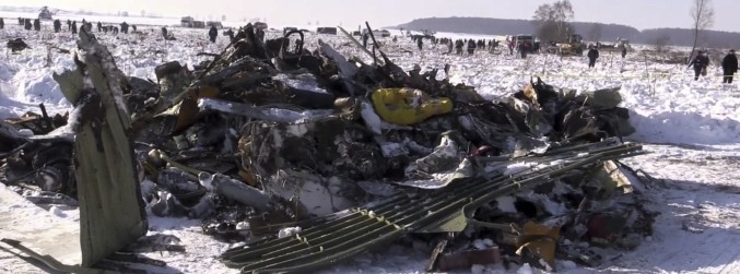 Investigators say 'ice on speed sensors' may have led to Russian plane crash