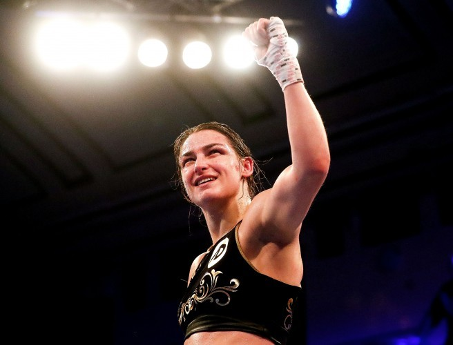 Time To Unify - Katie Taylor