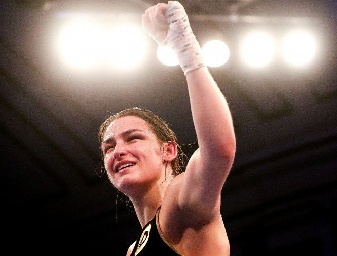 Katie Taylor could have fought Minnie Mouse at Croker and still sold it out - Gareth Davies