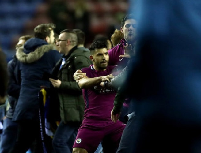 FA won't take any action against Aguero