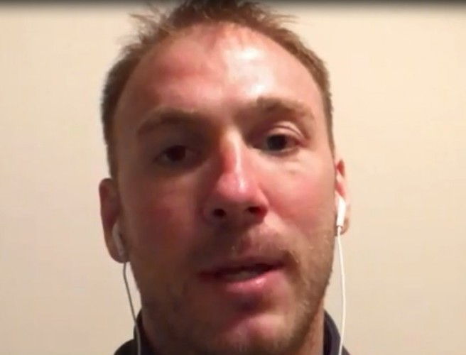 "Stephen Ferris: ""I think Ireland are just the better team"""