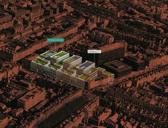 PICTURES: Plans unveiled for redevelopment of Dublin city ESB site
