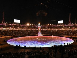 Ban on Russian athletes remains in place for Winter Olympics closing ceremony