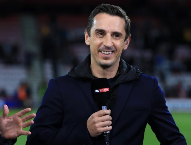 """Gary Neville never had any notes, he was like Rain Man"""