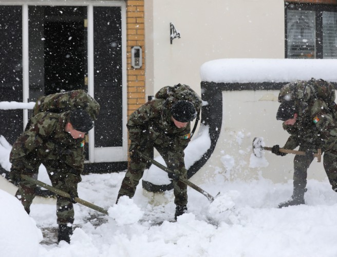 People from cold countries are making fun of Britain panicking over 'snowmageddon'