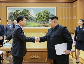 North Korea's Kim Jong Un 'willing to give up nuclear weapons'