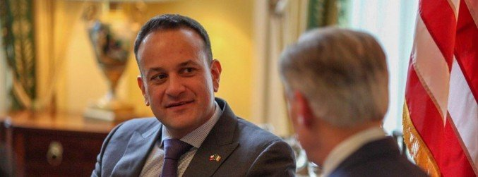 "Any border posts between Northern Ireland and Republic ""will become targets"" - Varadkar"