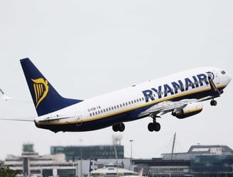 Ryanair has launched its first routes to Turkey