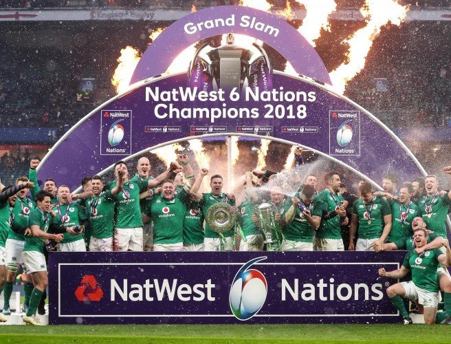 Ireland win the Grand Slam with 24-15 victory over England