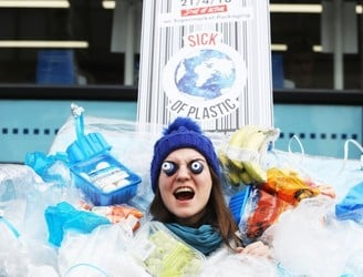 Campaigners announce 'Sick Of Plastic' day aimed at supermarkets