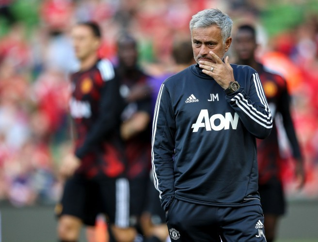 Jose Mourinho: Manchester United are still in a period of transition