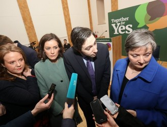 'Together for Yes' campaign to repeal Eighth Amendment launched in Dublin