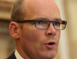 "Coveney says Ireland will ""hold its nerve"" over Brexit border"