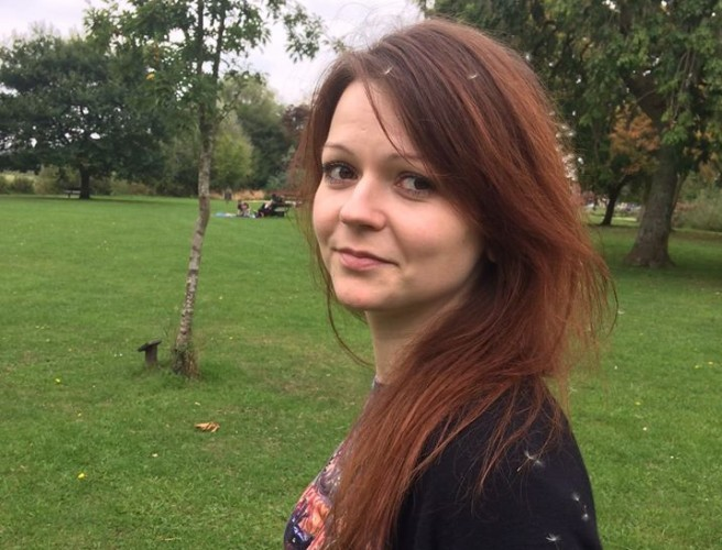 "Yulia Skipral ""improving rapidly"" in hospital following Salisbury attack"