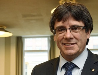 German prosecutors to seek permission to extradite ex-Catalan leader Carles Puigdemont