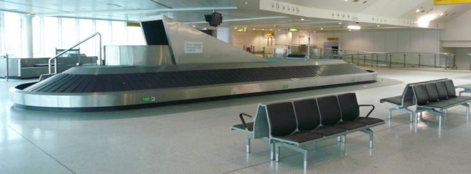 PICTURES: Entire contents of Heathrow Airport terminal up for sale