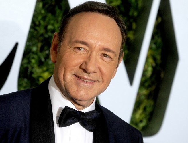 LA prosecutors considering Kevin Spacey sexual assault allegations