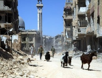 Western leaders to hold further talks on potential Syria action