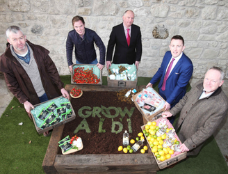 """Grow With Aldi"" - Supermarket backs Irish producers with major new campaign"