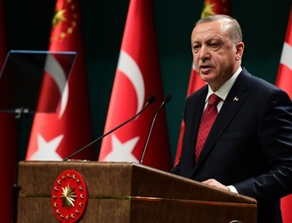 Turkey's President Erdogan calls snap elections for June