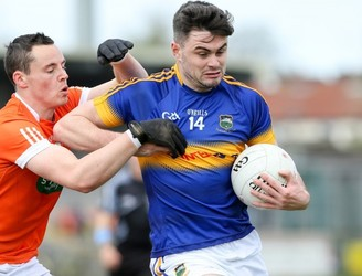 How to be a full forward in 2018: Tipp's Michael Quinlivan