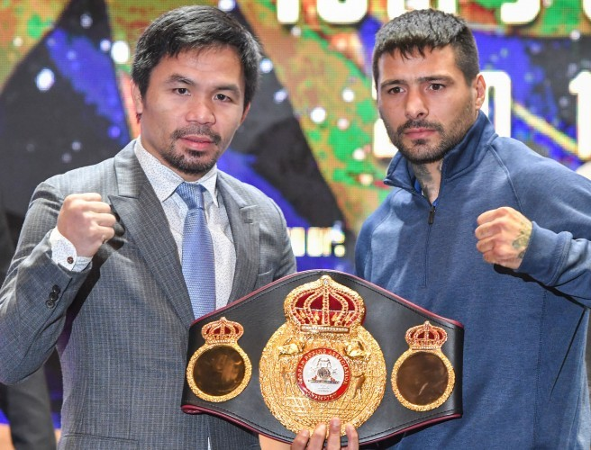 "Manny Pacquiao to fight on: ""This is not my last fight"""