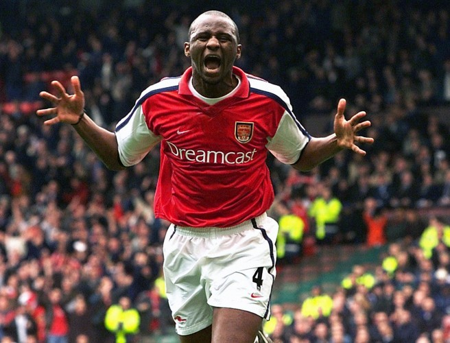 Patrick Vieira coy on links to Arsenal